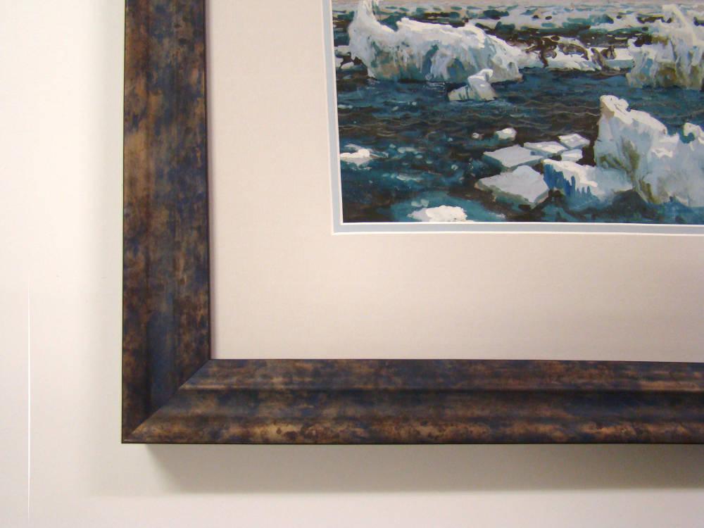Oil Painting Framing Ideas | Credainatcon.com