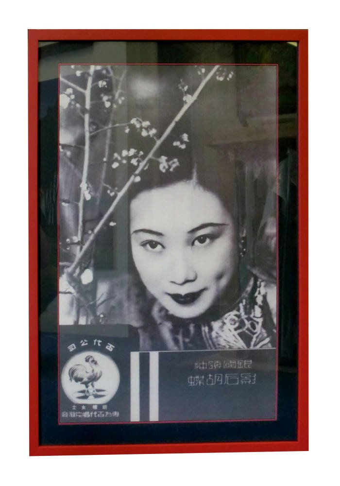 Professional picture framing online diy framing brampton framing butterfly wu vintage poster framed solutioingenieria Choice Image