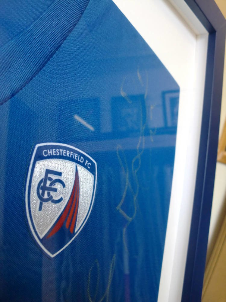 chesterfield fc form