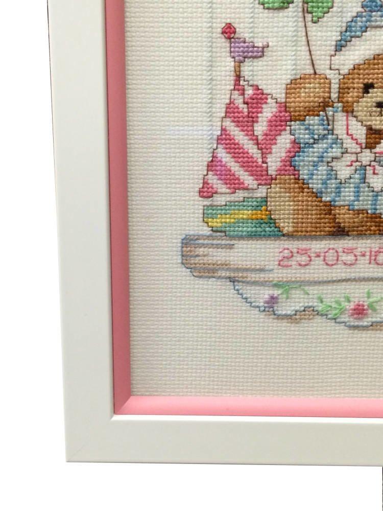 Cross stitch for New Born