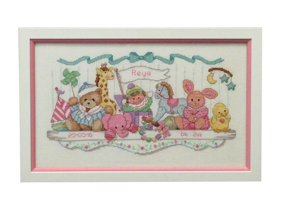 Cross stitch for New Born