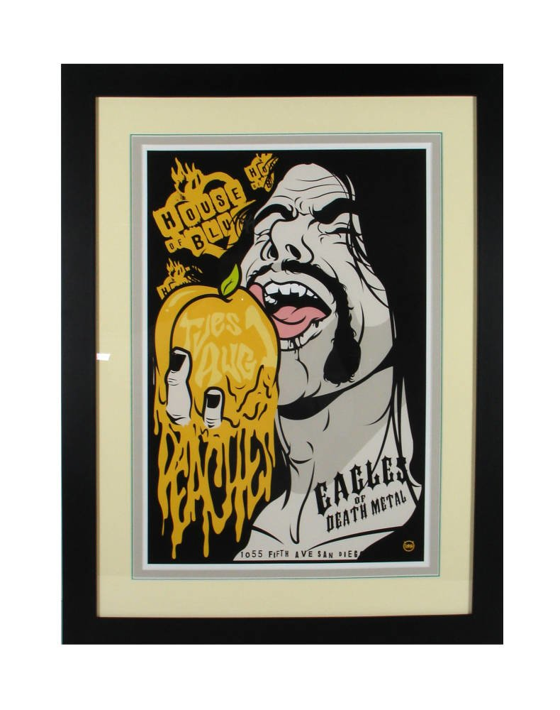 Eagles of Death Metal poster framed - Main Image