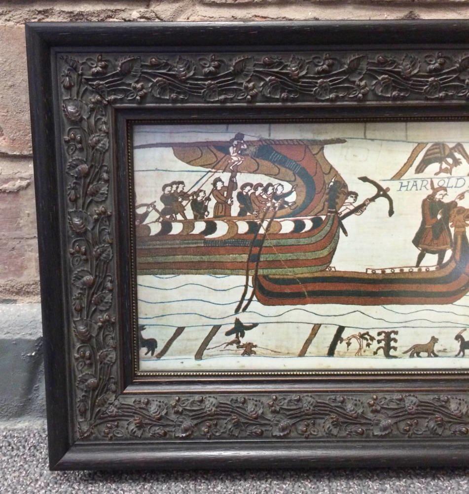 Early Medieval Art Framed