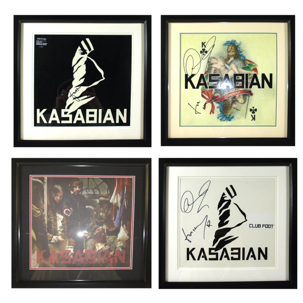 Framed Autographed Memorabilia Collectables | Brampton Picture Framing