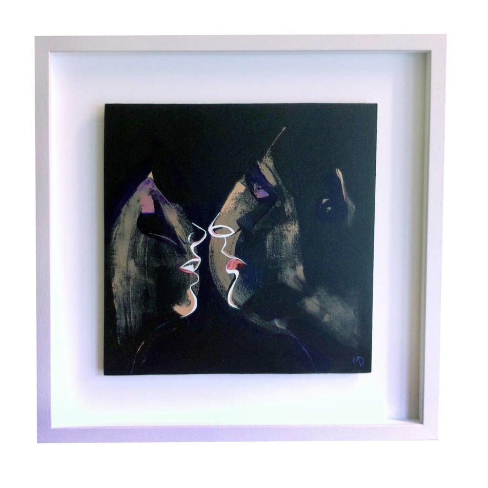 Acrylic Painting Framing | Brampton Picture Framing