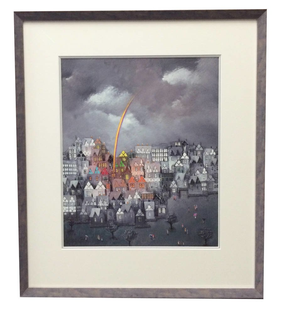 Pot of Gold - Bill Tolley framing