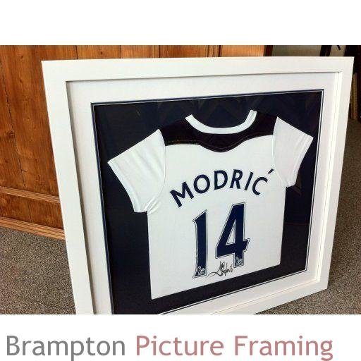 Sports and Football Shirt Framing | Brampton Picture Framing
