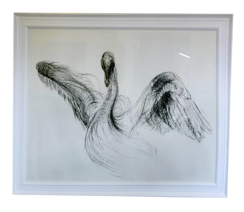 Very Large picture frames - swan framing