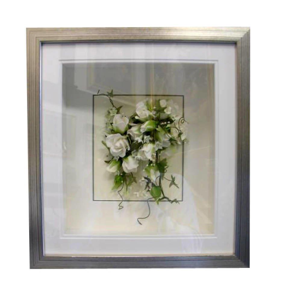 Wedding Flowers Framed