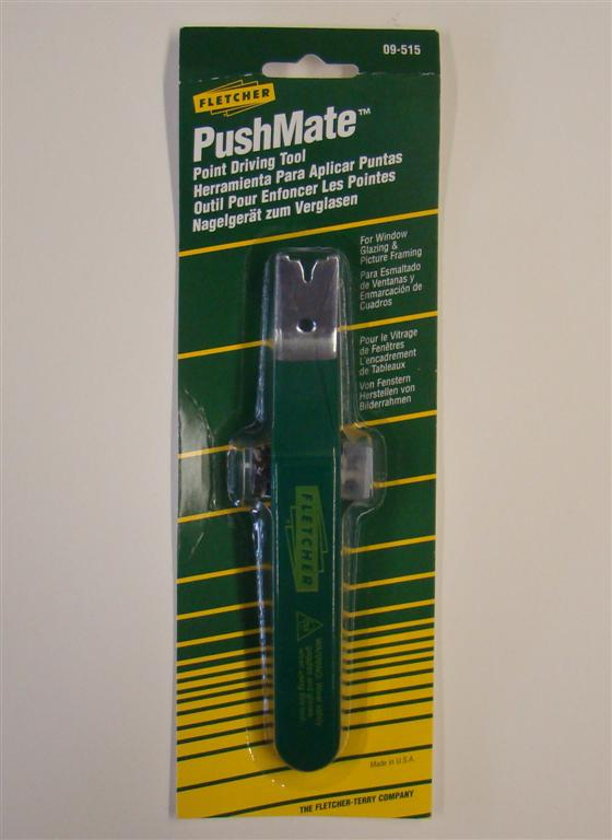 Fletcher PushMate Point Driving Tool | Picture Framing Supplies
