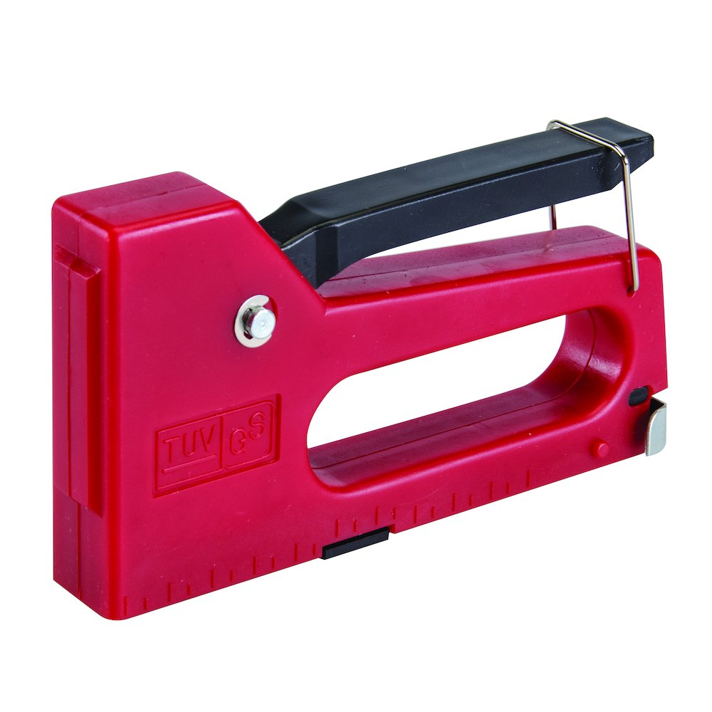 Staple Gun with 100 Staples 4 to 8mm | Picture Framing Supplies