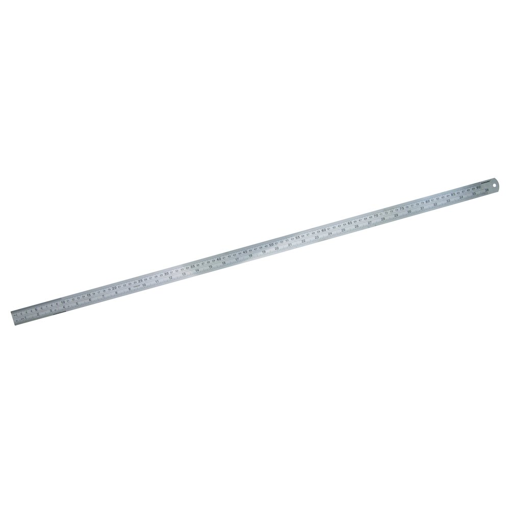 900mm Stainless Steel Rule | Picture Framing Supplies