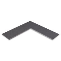 Graphite Conservation Picture Frame Mountboard
