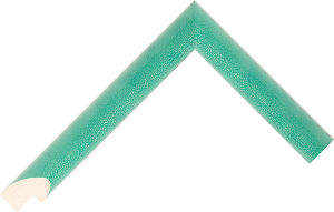 172408 Blue LJS Luminoso Moulding Chevron