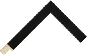 225167000 Black Moulding Chevron