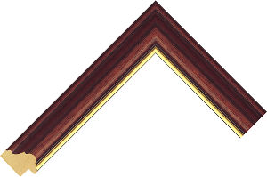 267499246 Stain Moulding Chevron