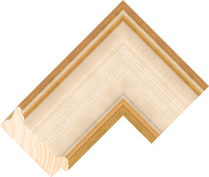 295203786 Gold LJC Hampshire II Moulding FSC? Chevron