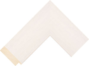 303737127 White LJE Moulding Chevron