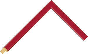 312731460 Red LJE Moulding Chevron