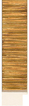 354924110 Gold LJE Moulding Chevron