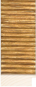 355926110 Gold LJE Moulding Chevron
