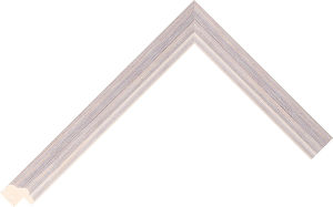 377940360 Blue LJE Moulding Chevron