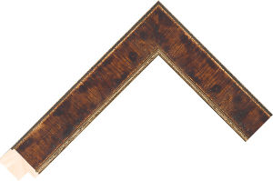 389405 Bronze LJS Whitman Moulding Chevron