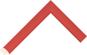 430310000 Red LJE Moulding Chevron