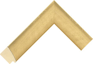 445600000 Gold LJE Moulding Chevron
