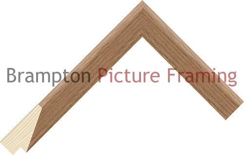 6m pack of 23mm wide Wood Veneer Pine Oak Picture Frame Moulding | eBay