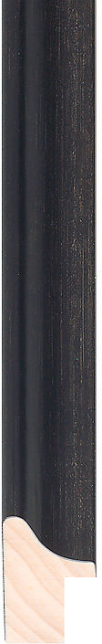 Anjou Range Black Scoop Moulding (#383202951)
