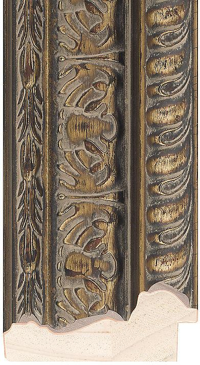 80mm Wide Bronze Reverse Radiata Pine Picture Frame