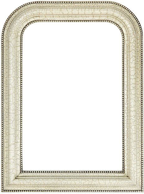 White Overmantle Picture Frame Ref 883127, Buy Photo Frame Online