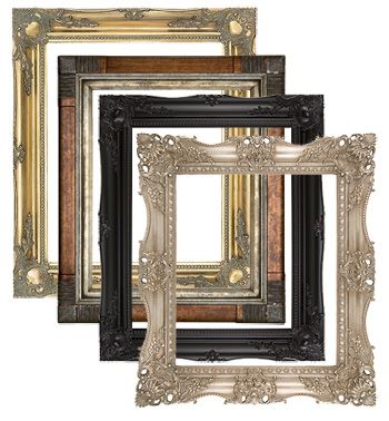 Ready Made Picture & Photo Frames at Brampton Picture Framing