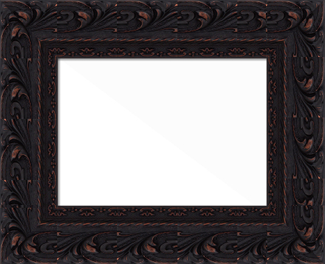 Picture Frame made with 706249000 Moulding